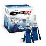 Светодиодные автолампы HB4 CARLAMP Day Light GEN2 Led для авто 6500Lm 6000K (DLGHB4)