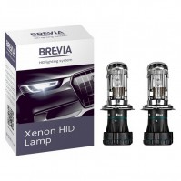 Ксеноновые лампы BREVIA H4 5000K 12450