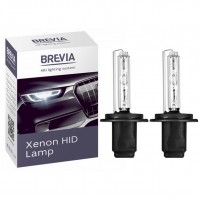 Ксеноновые лампы BREVIA H7 6000K 12760
