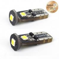 Светодиодные автолампы CARLAMP 3G-Series (T10(W5W)-W)
