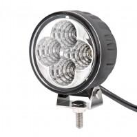 Доп LED фара BELAUTO (рассеивающий) BOL0403F