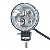 Доп LED фара BELAUTO BOL0403L 800Лм (точечный)