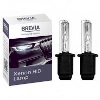 Ксеноновые лампы BREVIA H3 5000K 12350