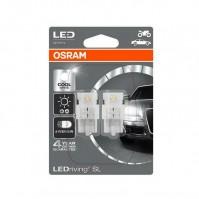 Светодиодные лампы OSRAM 12V P21W 6000K LEDriving SL (7458CW-BLI2)