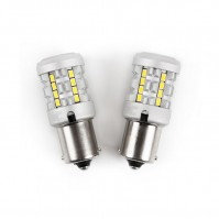 Светодиодные лампы Carlamp 7K-1156/P21W Canbus (7K1156)