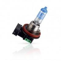 Галогеновая лампа H11 Philips WhiteVision 4300K 12V 55W PGJ19-2 (12362WHVB1)