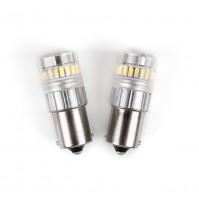 Светодиодные лампы Carlamp P21W 620 лм 9-18 В (2FT23-1156)