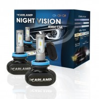 Светодиодные автолампы CARLAMP Night Vision H7 (NVH7)