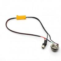 Резистор-Обманка CARLAMP W21W (7440) RF/7440-50W