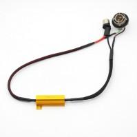 Резистор-Обманка Carlamp P21W 50W (RF/1156-50W)