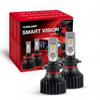 Светодиодные автолампы H7 6500K 8000Lm CARLAMP Smart Vision (SM7)