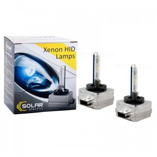 Ксеноновые лампы SOLAR D1S 4300K 8114