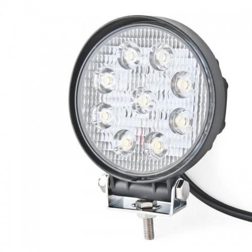 Доп LED фара BELAUTO BOL0903 Spot 1980 лм (точечный)