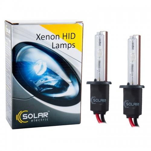 Ксеноновые лампы SOLAR H1 4300K 1143