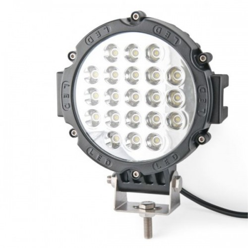Доп LED фара BELAUTO BOL2103S (точечный) 63W