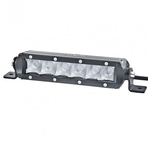 Доп LED фара BELAUTO BOL0605F 2400Лм (рассеивающий)