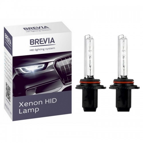 Ксеноновые лампы BREVIA HB3[9005] 5000K 12550
