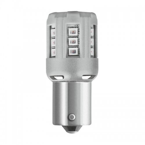 Светодиодные лампы OSRAM LEDriving STANDARD 12V P21W 1000K Red (7456R-BLI2)