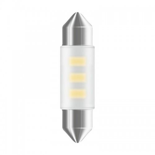 Светодиодная лампа OSRAM LEDriving STANDARD C5W 6000K 1W 12V SV8,5-8 36 мм (6436CW-BLI)