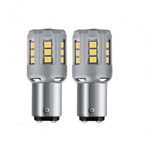 Светодиодные лампы Osram P21/5W 6000K 12V (1457CW-BLI2)