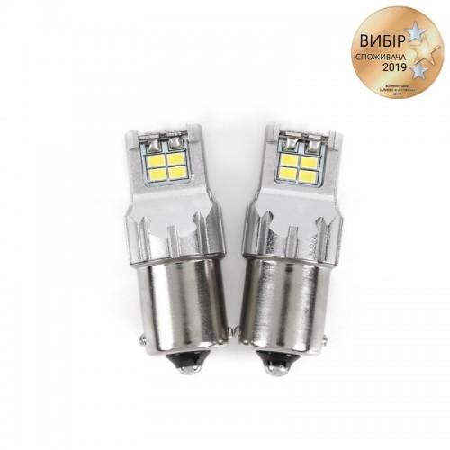 Светодиодные автолампы Carlamp 3K/G12 P21W/1156 600 лм (3K1156)