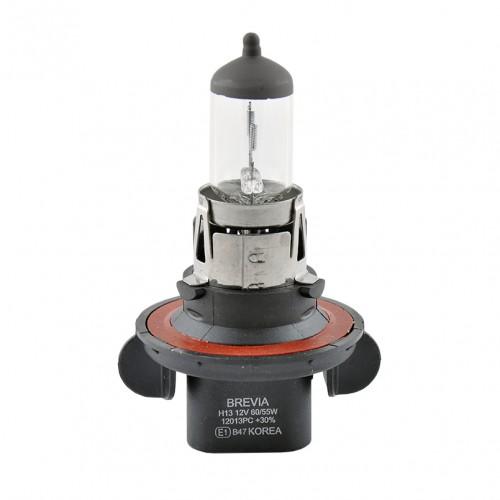 Галогеновая лампа H13 BREVIA Power +30% 12V 60/55W P26.4t CP (12013PC)