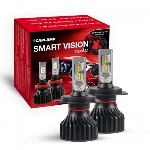 Светодиодные автолампы CARLAMP Smart Vision H4 (SM4)